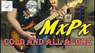 MxPx - Cold And All Alone - Guitar Cover (Tab in description!)