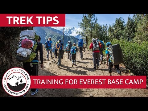 Training for the Everest Base Camp Trek | Trek Tips