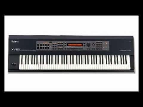 XV88 arpeggio & pads (Trance Chillout style)
