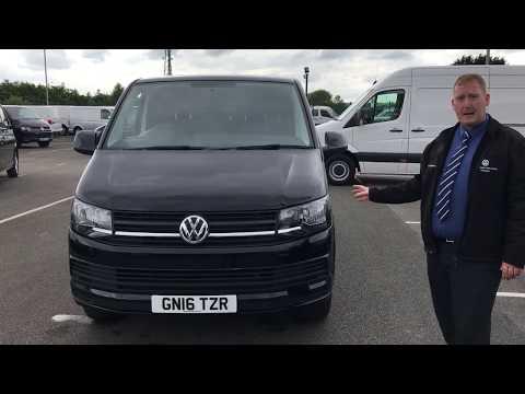 Volkswagen Transporter Trendline for sale at VW Van Centre Liverpool