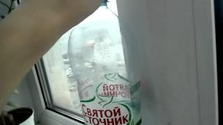 Как я пью воду