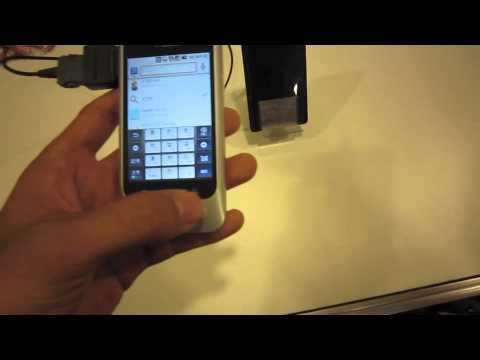 NTT Docomo LG Optimus chat L-04C