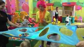 Конкурс на детский праздник. Мышки в сыре