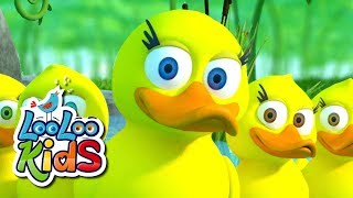 😍 Nursery Rhymes and Children's Songs | LooLoo Kids 😍