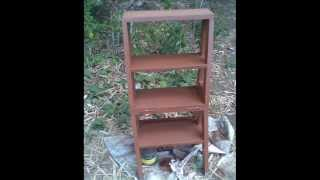 Step To Create A Chair Ladder (chair Ladder ) By {luigi Talledo}