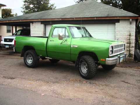 dodge powerwagon restoration completewmv youtube