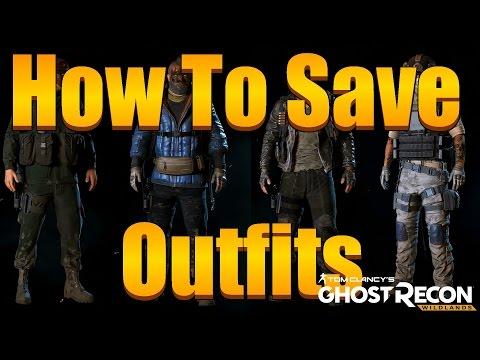 ghost recon wildlands open beta how to create character