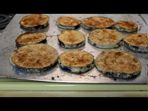BEST EGGPLANT - Cook with less oil - Bake or Fry