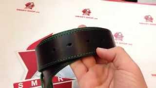 Мужской кожаный ремень BMW Men's Golfsport Belt(, 2013-11-23T09:31:43.000Z)