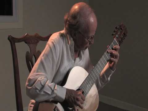 one note samba arr. and performed by Carlos Barbosa-Lima