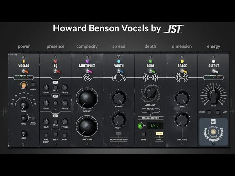 Joey Sturgis Tones - Howard Benson Vocals - NAMM 2020