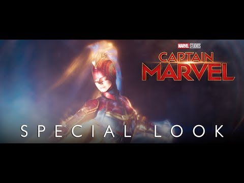 Marvel Studios' Captain Marvel | Special Look