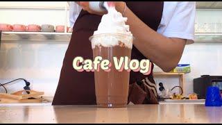 [Cafe Vlog] …