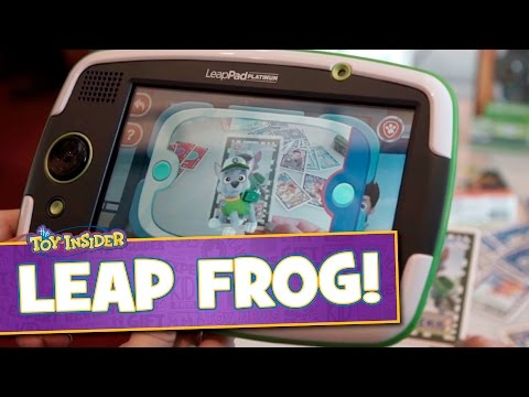 Leap Frog Leap Pad Platinum at Sweet Suite 2015