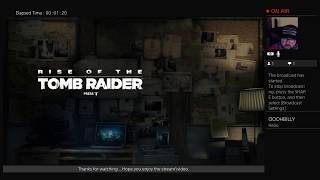 Rise Of The Tomb Raider (PS4)  [pt 2 of 16]