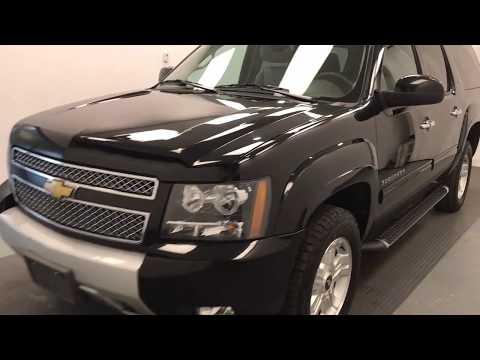 Black 2013 Chevrolet Suburban  Review lethbridge ab - Davis GMC Buick Lethbridge Appraisal Grid