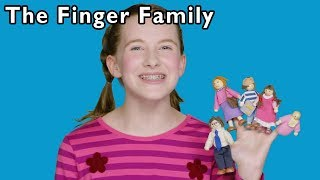 The Finger Family and More | KIDS PRETEND PLAY GAMES | Nursery Rhymes from Mother Goose Club!
