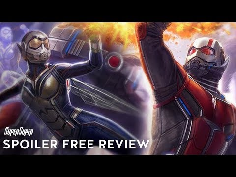 Ant-Man and the Wasp- Spoiler Free Review...