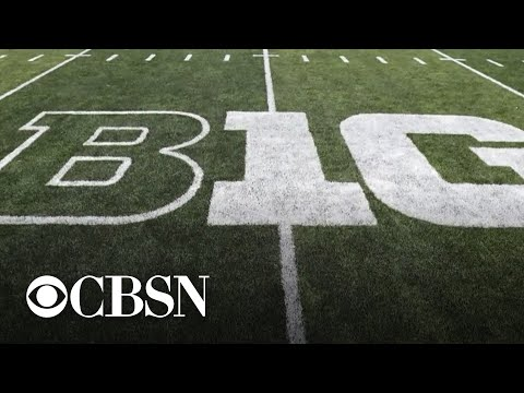Big Ten reverses course, will play football this fall