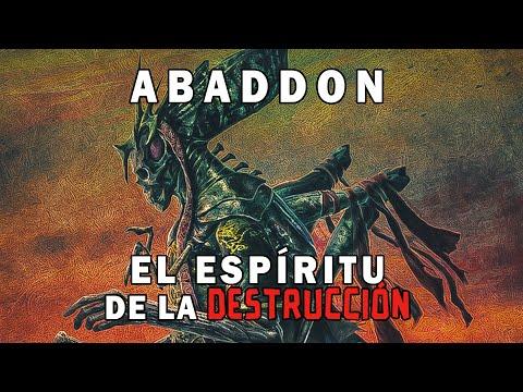 Abaddon, El Espíritu De La Destrucción, Ángel Caído de la Quinta Trompeta, Señor Del Abismo