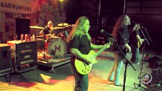 "The Kentucky Headhunters  ""Walk Sofly On This Heart Of Mine"" Live"