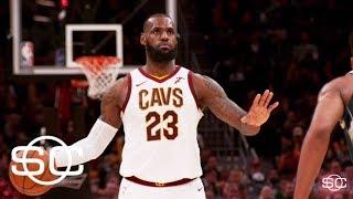 Is LeBron James putting together his best season yet? | SportsCenter | ESPN