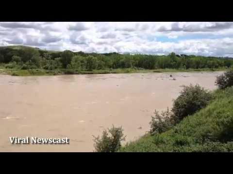 Major Flood Alberta - 22-06-2013 - 3 Confirmed Dead