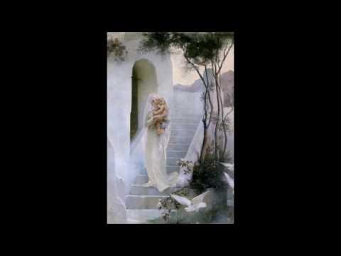 Ave Maria (Karaoke Version, on Harp, Schubert)