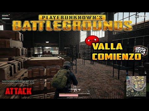 PLAYERUNKNOWN'S BATTLEGROUNDS / CASI LA VICTORIA / GAMER ATTACK