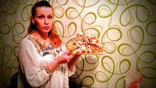 Хворост хрустящий тонкий Рецепт Что приготовить на праздник десерт в домашних условиях быстро вкусно