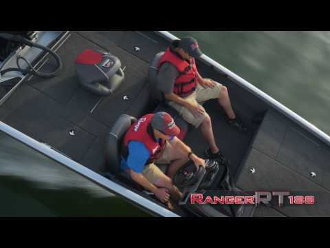 Ranger Aluminum RT188 On-Water Footage