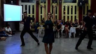 Aniversário Henrique Barbosa - Diego Fiori, Cesar Thury e Monica Batista