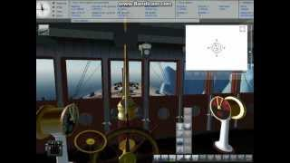 Ship Simulator 2008 Gameplay Batendo Com O RMS Titanic