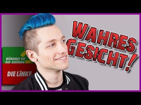 Die Zerstörung Der Grünen/Linken (+Rezo).