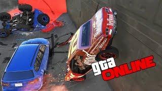 СМЕРТЕЛЬНОЕ ДЕРБИ В БЛЕНДЕРЕ! GTA 5 ONLINE