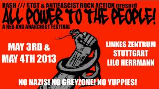 ALL POWER TO THE PEOPLE PART II - THE OPPRESSED - SKINHEAD TIMES