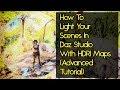 Daz Studio HDRI Tutorial - Advanced