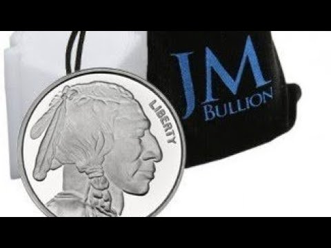JM Bullion Unboxing!!! Buying Silver at Spot.