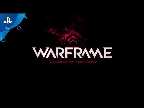 Warframe - Chains of Harrow - Teaser Trailer | PS4