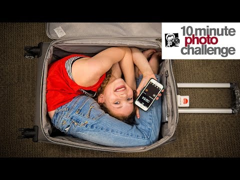 FANS TAKE OVER Eva Igo's 10 Minute Photo Challenge in Target (World of Dance)