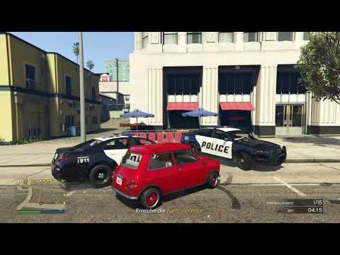 The Vespucci Job I GTA V Online
