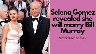 Selena gomez revealed she will marry ...