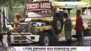 TV Patrol Northern Mindanao - January 20, 2015