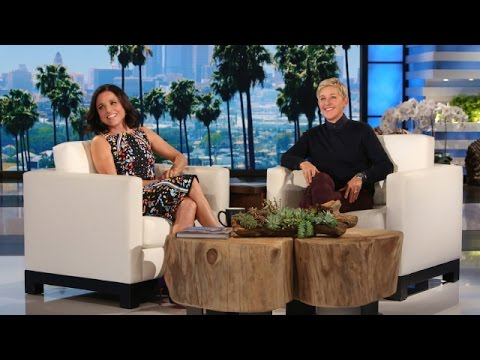 Julia LouisDreyfus on Martha Stewart and Whale Sharks