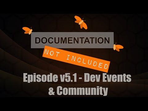 Episode v5.1: Dev Communities & Events