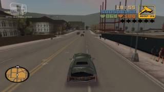 GTA 3 - Walkthrough - Mission #47 - Waka-Gashira Wipeout (HD)