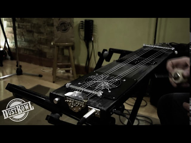Dust Bowl's Electric Aeolian Harp