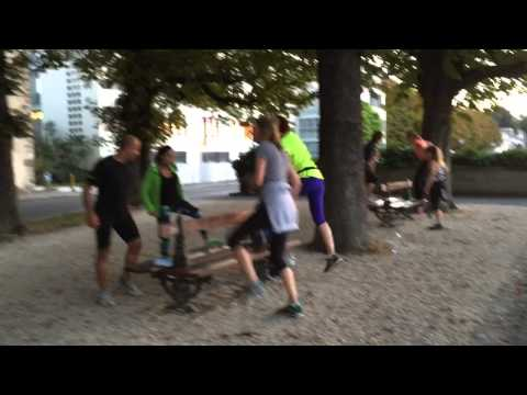 JANA FITNESS Outdoor Bootcamps