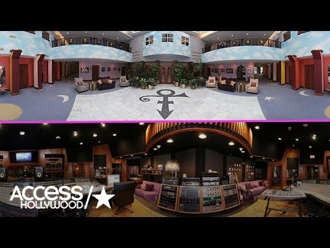 Inside Paisley Park Secrets Of Prince S Musical Wonderland Access