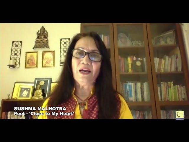 Sushma Malhotra - Poet of
